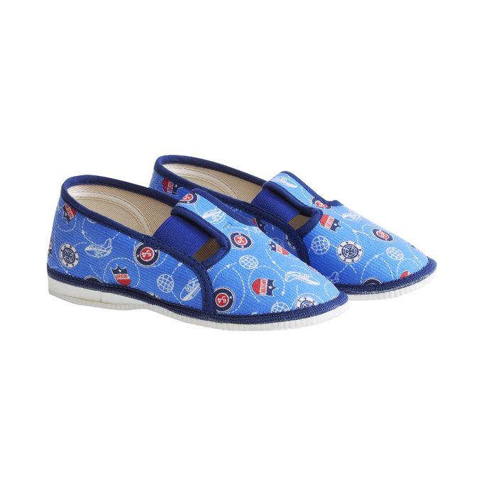 Children's slippers bata, 179-0105 - 26