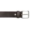 Men's leather belt, brown , 954-4106 - 26