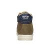 Children's sneakers with fur mini-b, brown , 491-4600 - 17