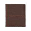 Men's quilted wallet bata, brown , 944-3176 - 19