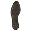 Ladies´ leather Cossacks bata, brown , 596-4608 - 26