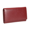 Ladies' leather purse, red , 944-5357 - 13