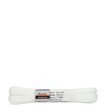 White laces, white , 901-1120 - 13