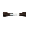 Round cotton laces, brown , 901-4910 - 13