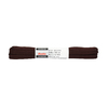 Brown flat laces, brown , 901-4120 - 13
