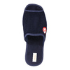 Men's slippers bata, blue , 879-9608 - 19