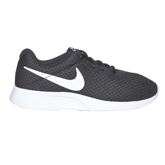 Ladies' sports sneakers nike, black , 509-6557 - 15