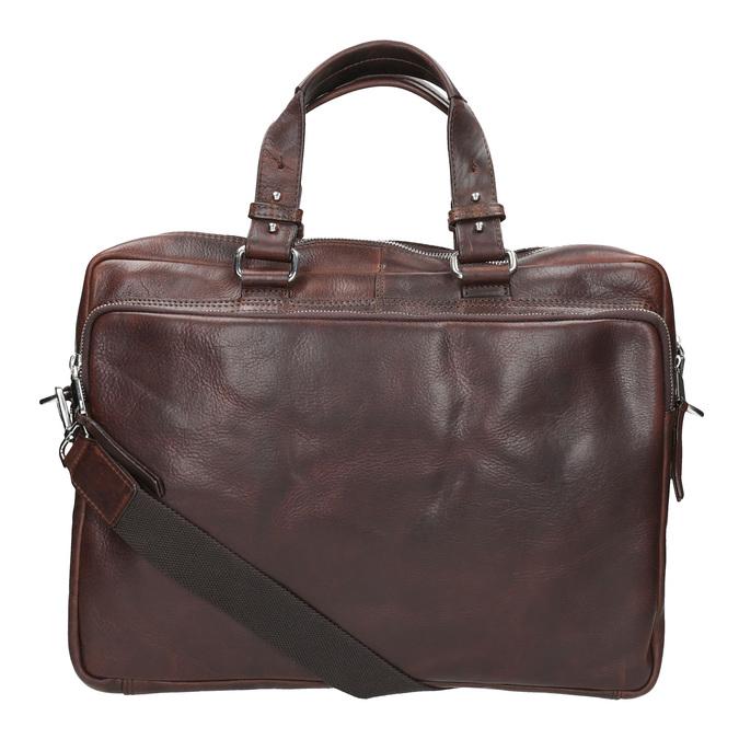 The Seymur Briefcase Bag bata, brown , 964-4106 - 19