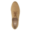 Ladies' Derby shoes bata, brown , 529-3632 - 19