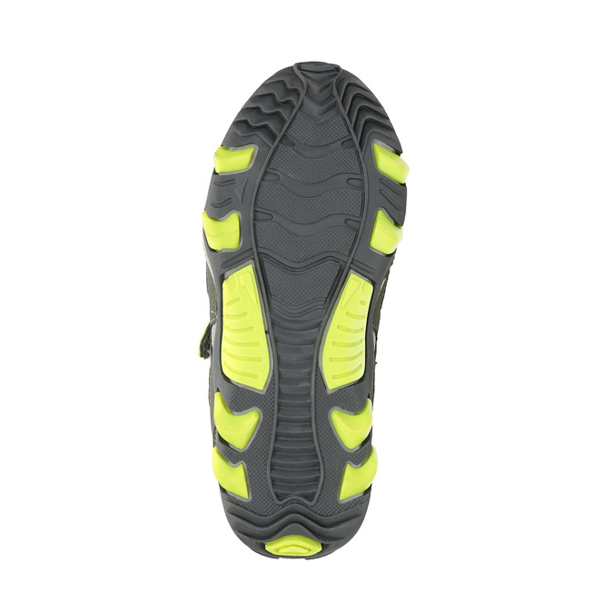 Children's sports sneakers mini-b, green, 411-7605 - 26