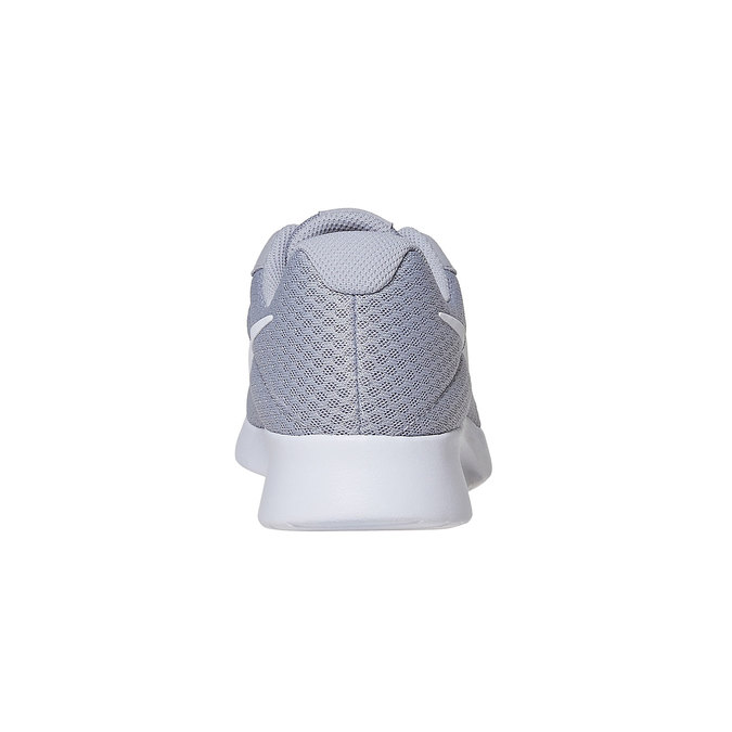 Grey sporty sneakers nike, gray , 809-2557 - 17