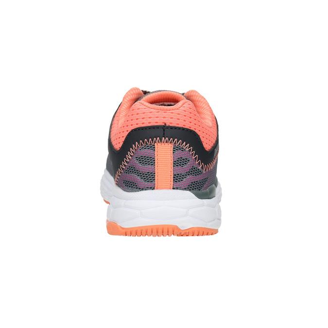 Ladies' sporty sneakers power, gray , 509-2155 - 17