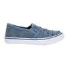 Children's slip-on shoes north-star, blue , 229-9193 - 15