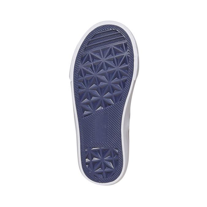 Children's slip-on shoes north-star, gray , 219-2154 - 26