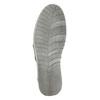 Ladies' leather slip-ons weinbrenner, gray , 513-2263 - 26