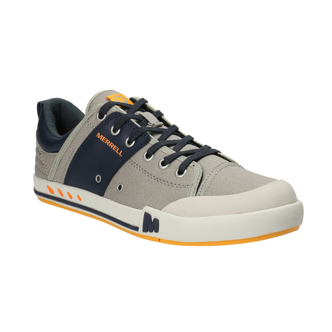 Men's casual sneakers merrell, gray , 809-8312 - 13