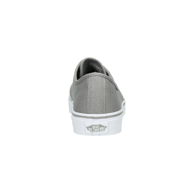 Ladies' grey sneakers vans, gray , 589-2211 - 17