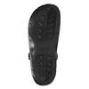 Men's slip-on clogs coqui, black , 872-6614 - 19