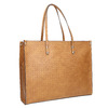 Handbag with a knit pattern marie-claire, brown , 961-3540 - 13