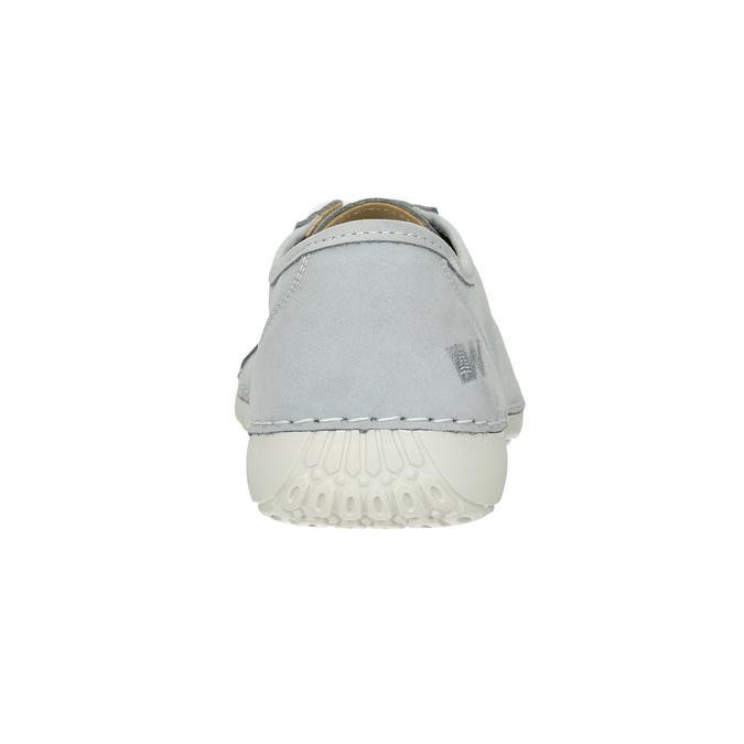 Ladies' casual sneakers weinbrenner, blue , 526-9644 - 16