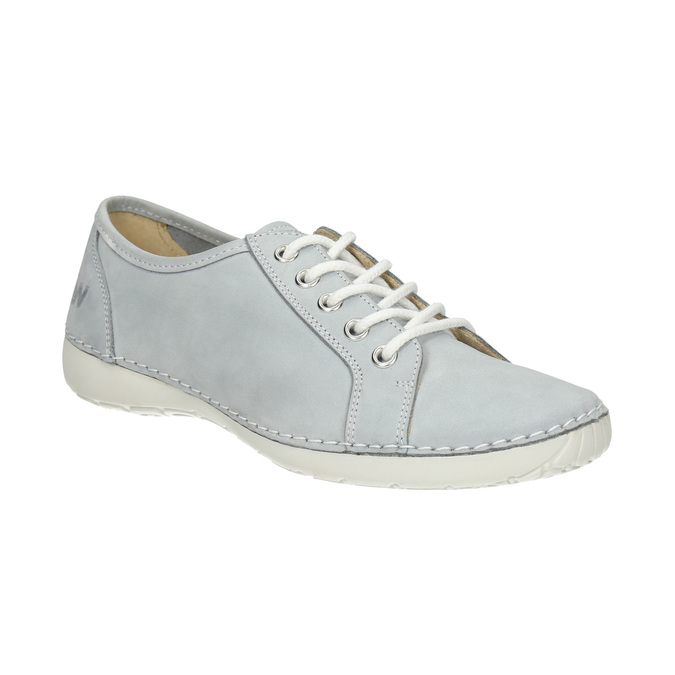 Ladies' casual sneakers weinbrenner, blue , 526-9644 - 13
