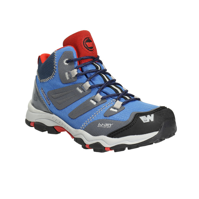Children's Outdoor boots weinbrenner-junior, blue , 219-9613 - 13