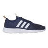 Men's sneakers in a sport style adidas, blue , 809-9195 - 15