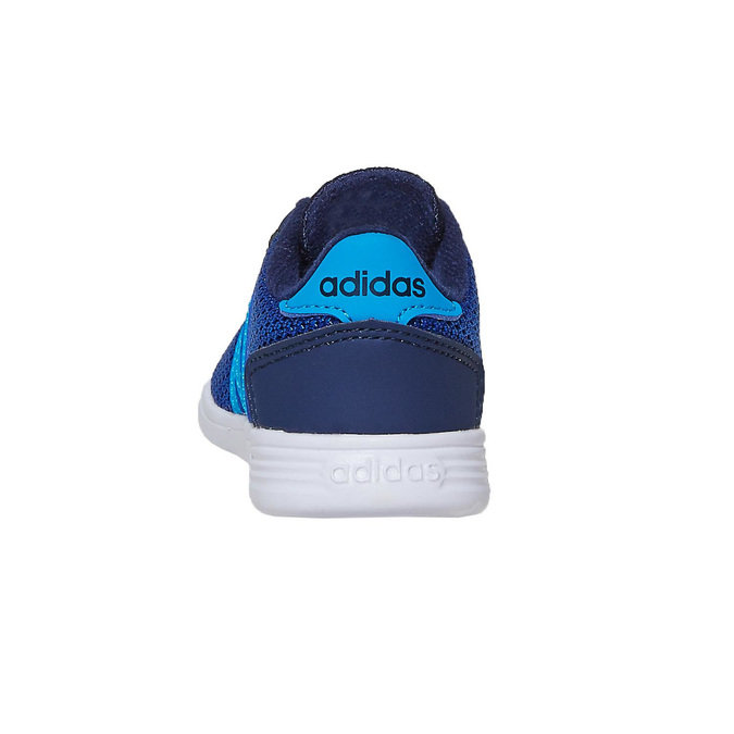 Boys' blue sneakers adidas, blue , 109-9288 - 17