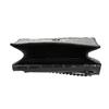 Ladies' handbag with a chain bata, black , 961-6753 - 15