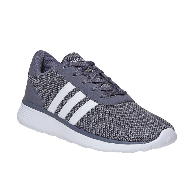 Men's grey sneakers adidas, gray , 809-2198 - 13