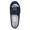 Kids' slippers with a shark mini-b, blue , 379-9213 - 19