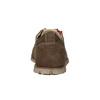 Ladies' leather sneakers weinbrenner, brown , 546-4604 - 16
