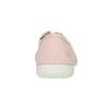 Ladies' leather sneakers weinbrenner, pink , 526-5644 - 16