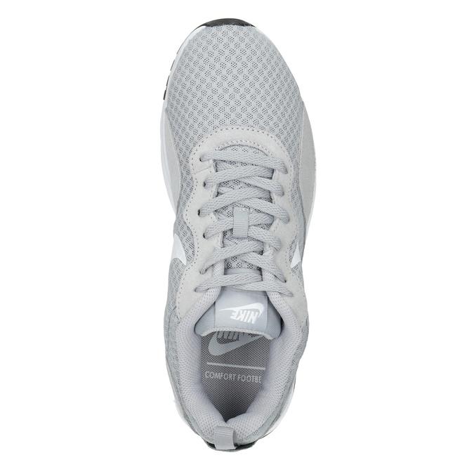 Ladies' Grey Sneakers nike, gray , 509-2160 - 15