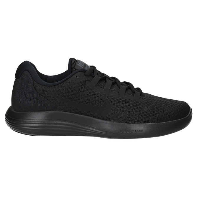 Men's Black Sneakers nike, black , 809-6290 - 26