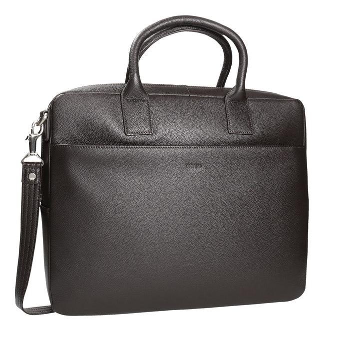 Men's Leather Bag picard, brown , 964-4099 - 13
