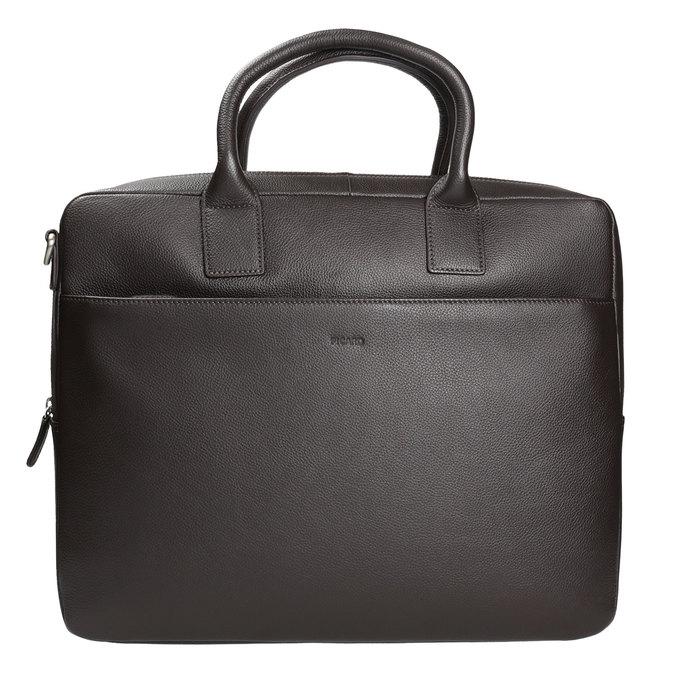 Men's Leather Bag picard, brown , 964-4099 - 26