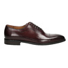 Men's leather Oxford shoes bata, red , 826-5683 - 15