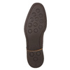Men's brown leather shoes bata, brown , 826-4681 - 19