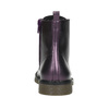 Metallic Children's Boots mini-b, violet , 321-9612 - 17