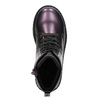 Metallic Children's Boots mini-b, violet , 321-9612 - 19