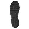 Men's Black Sneakers nike, black , 809-6184 - 17