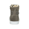 Children's Leather Ankle Boots, gray , 494-8023 - 16