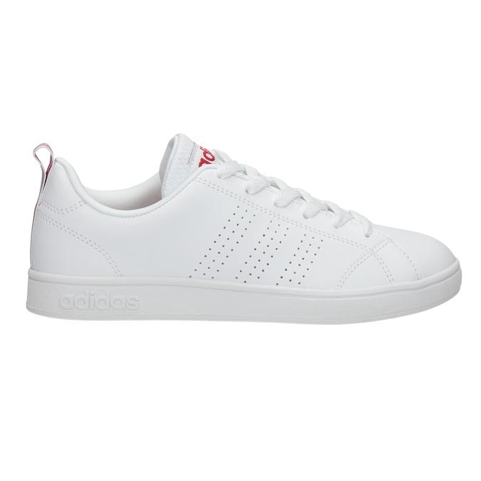 Ladies' White Sneakers adidas, white , 501-5500 - 26