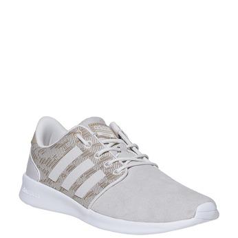 Ladies' patterned sneakers adidas, beige , 503-3111 - 13