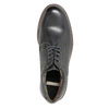 Men's leather shoes bata, black , 826-6619 - 19