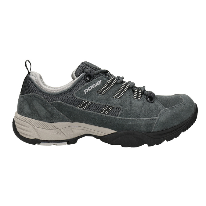Ladies' Outdoor sneakers power, gray , 503-2230 - 26