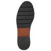 Ladies' leather Chelsea boots bata, black , 596-6657 - 19