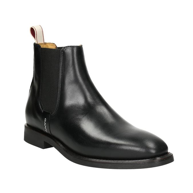 Ladies' Chelsea-Style Boots gant, black , 514-6077 - 13