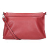 Red Envelope Handbag with Chain bata, red , 961-5164 - 16
